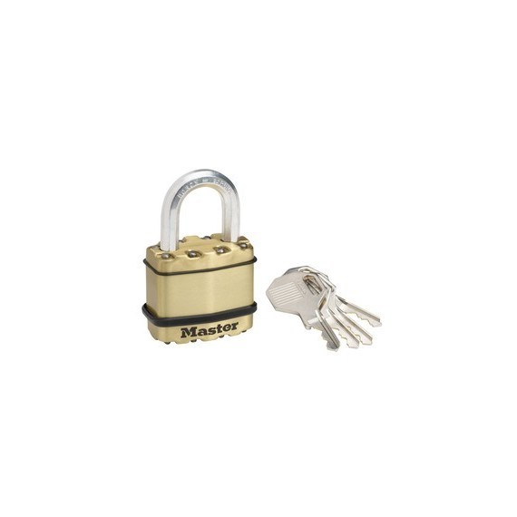 Cadenas Master Lock Excell M1BEURD corps anti-corrosion