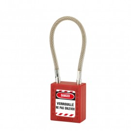 Cadenas de consignation Thirard rouge 005615RED